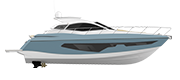 YACHT LINE C44 AIR BLUE METALLIZED (paint)