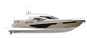 YACHT LINE C68 GOLD METALLIZED (paint)